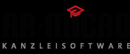 Logo RA-MICRO Kanzleisoftware